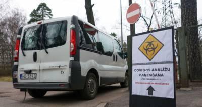 В Латвии умерли шесть человек с COVID-19, число инфицированных держится меньше тысячи