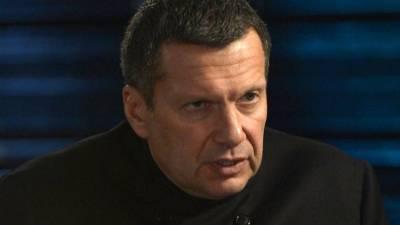 Владимир Соловьев поставил на место угрожающего ему судом соратника Навального