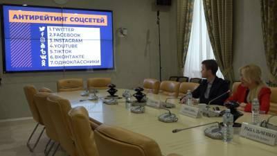 Twitter и Facebook возглавили рейтинг злостных нарушителей закона РФ среди соцсетей.
