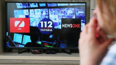Телеканал «112 Украина» обжаловал наложенные санкции