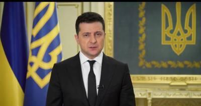 В День сопротивления оккупации Зеленский намекнул, что Крым сдали: виновников не назвал