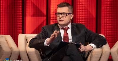 Баканов отреагировал на информацию о сотрудничестве Стерненко с СБУ