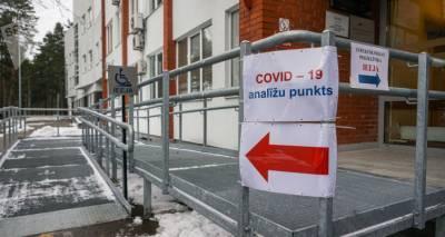В Латвии умерли восемь человек с COVID-19, новых случаев инфицирования - 725