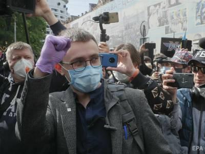 Стерненко не будет просить Зеленского о помиловании – адвокат