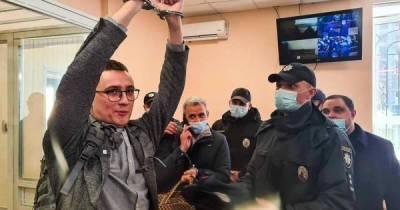 Дело Стерненко: адвокат осужденного заявил, что просьбы о помиловании не будет