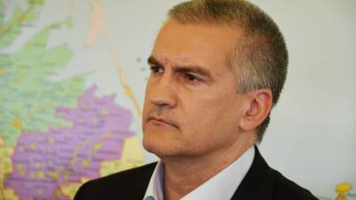 """Что Аксенов ответил Зеленскому на слова о """"вырванном сердце Украины"""""""