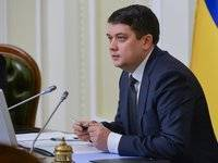 Разумков о решении суда по Стерненко: В Украине есть много механизмов, как отстоять свою правоту, и не забывайте о ЕСПЧ