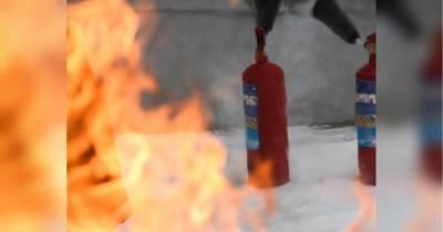 Тщательно готовился к самоубийству: мужчина с пилой и топором поджег себя в центре Москвы