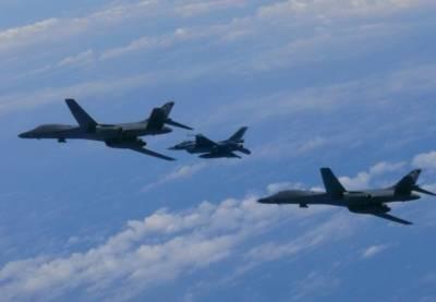 Боевая авиация США опасно приблизилась к российским границам в арктическом регионе