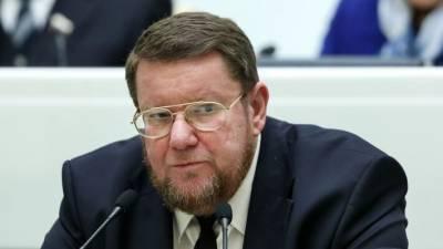 «Старческий маразм». Сатановский объяснил заявления Байдена о Крыме