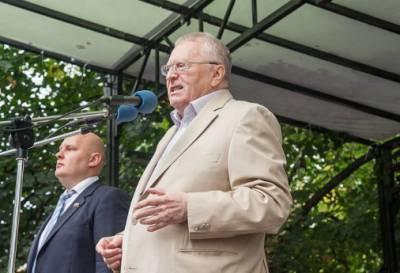 Жириновский о событиях в Норвегии: США и НАТО хотят окружить Россию «колючей проволокой»