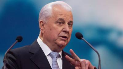 Кравчук: Лидер Украины отказался от переговоров с Россией