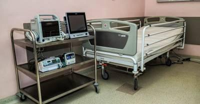 В латвийских больницах уменьшается число пациентов с Covid-19