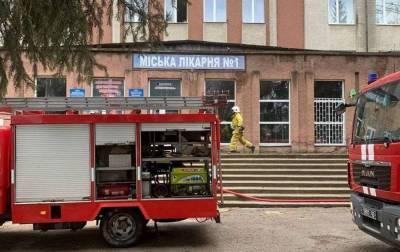 В Черновцах произошел взрыв в COVID-больнице, есть пострадавшие