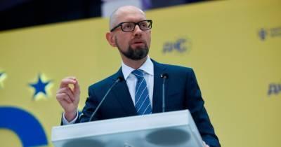 Яценюк: Я имел возможность бороться за Украину, и страна выстояла