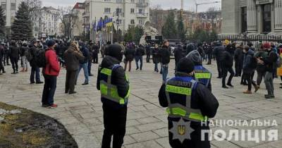"""""""У Зеленского есть неделя, чтобы освободить Стерненко"""": сторонники активиста анонсировали новую акцию (9 фото)"""