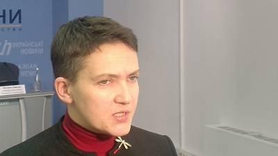 Савченко спрогнозировала распад Украины из-за нового закона Верховной рады