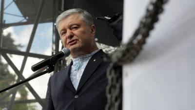 Порошенко заявил, что власти РФ обманули крымчан и не обеспечили их «манной небесной»