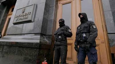 МВД поблагодарило участников митинга в поддержку Стерненко в Киеве