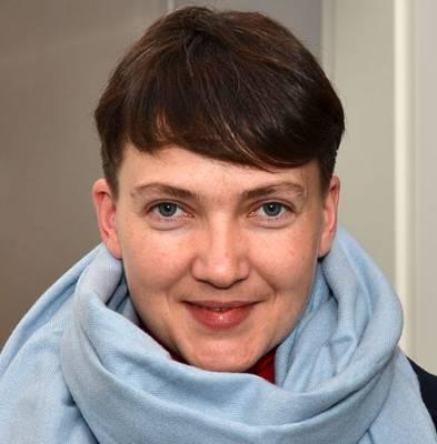 Надежда Савченко предрекла распад Украины после принятия «закона о коллаборантах»