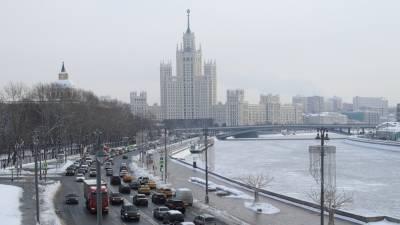 Москвичам посоветовали не ждать весенней погоды в марте