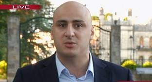 Арест Ники Мелии ухудшил имидж Грузии в глазах Запада