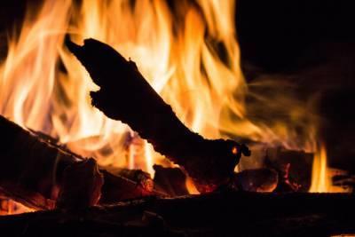 Пожар в Енакиево унес жизнь женщины