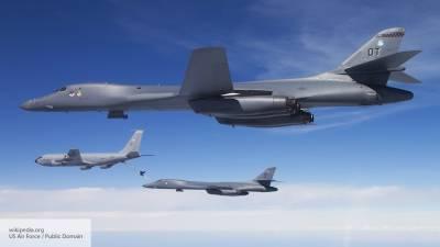 NI: американские B-1B у границ России – послание Кремлю