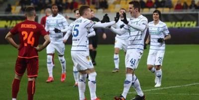 Львов Динамо 1:4 видео голов и обзор матча УПЛ 28.02.2021 - ТЕЛЕГРАФ