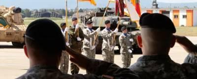 Вашингтон приостановил решение о выводе части военнослужащих из ФРГ