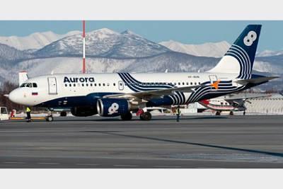 Российский пассажирский самолет подал сигнал тревоги сразу после вылета