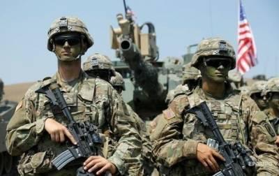 США приостановили вывод войск из Германии