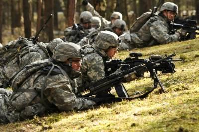 США приостановили вывод войск из Германии, инициированный Трампом