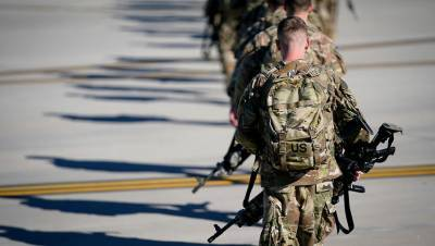 США не собираются перебрасывать своих военных из Германии в ближайшее время