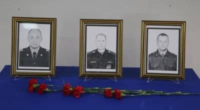 Президент посмертно наградил орденом Мужества трёх пожарных в Красноярске