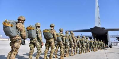 Байден объявил об остановке вывода американских военных из Германии