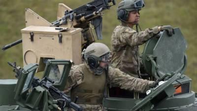 Соединённые Штаты заморозили вывод военных из Германии