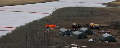 Суд обязал «Норникель» выплатить 146 млрд рублей за разлив топлива