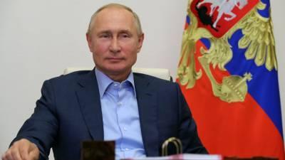 Путин наградил орденами Мужества погибших в Красноярске пожарных