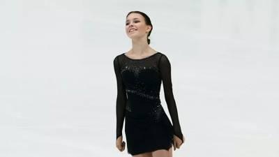 Щербакова прокомментировала победу в прыжковом турнире на Кубке Первого канала