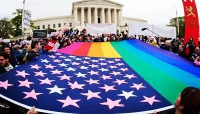 Байден объявил о борьбе с нарушениями прав ЛГБТ в мире