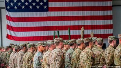 Байден остановил вывод американских войск из Германии