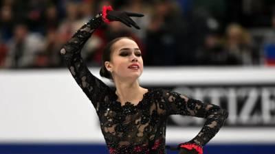 Загитова рассказала о впечатлениях от статуса капитана команды на Кубке Первого канала