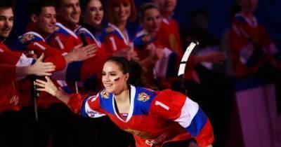 Команда Загитовой победила команду Медведевой на Кубке «Первого канала»