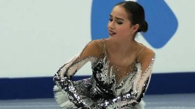 Команда Загитовой оставила позади Медведеву и выиграла Кубок Первого канала