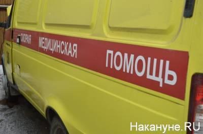В ДТП в Екатеринбурге пострадал ребенок