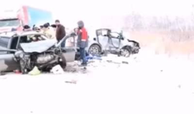 Две женщины из Тюменской области погибли на трассе Тюмень – Екатеринбург