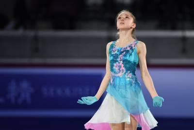 Валиева дала совет Медведевой после триумфа на Кубке Первого канала. ФОТО