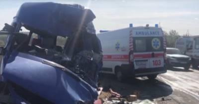 Автоцистерна врезалась в маршрутку: в Одесской области вынесли приговор виновнику смертельного ДТП