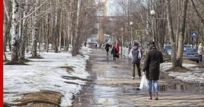 В Москве 1 марта ожидаются сильная гололедица и мокрый снег